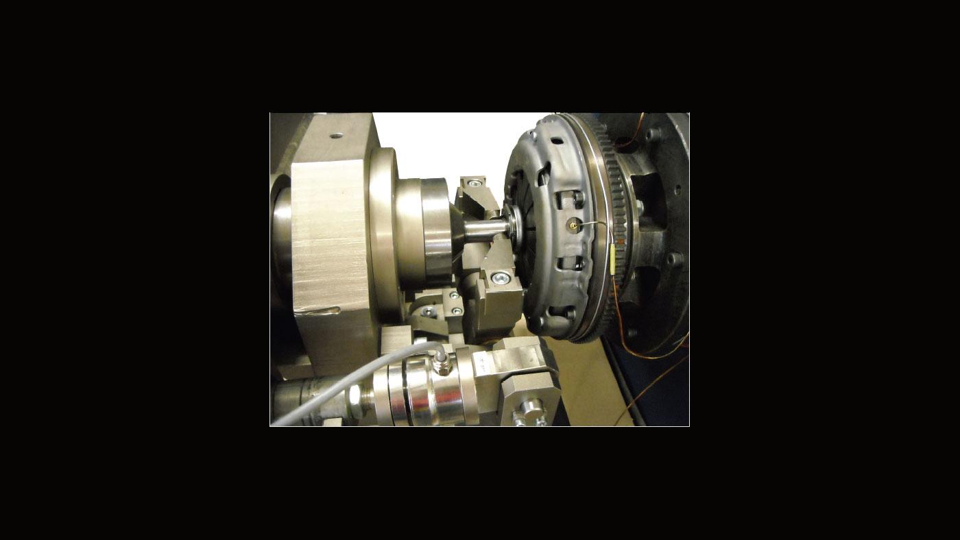 test frizioni auto e veicoli commerciali - TecSA