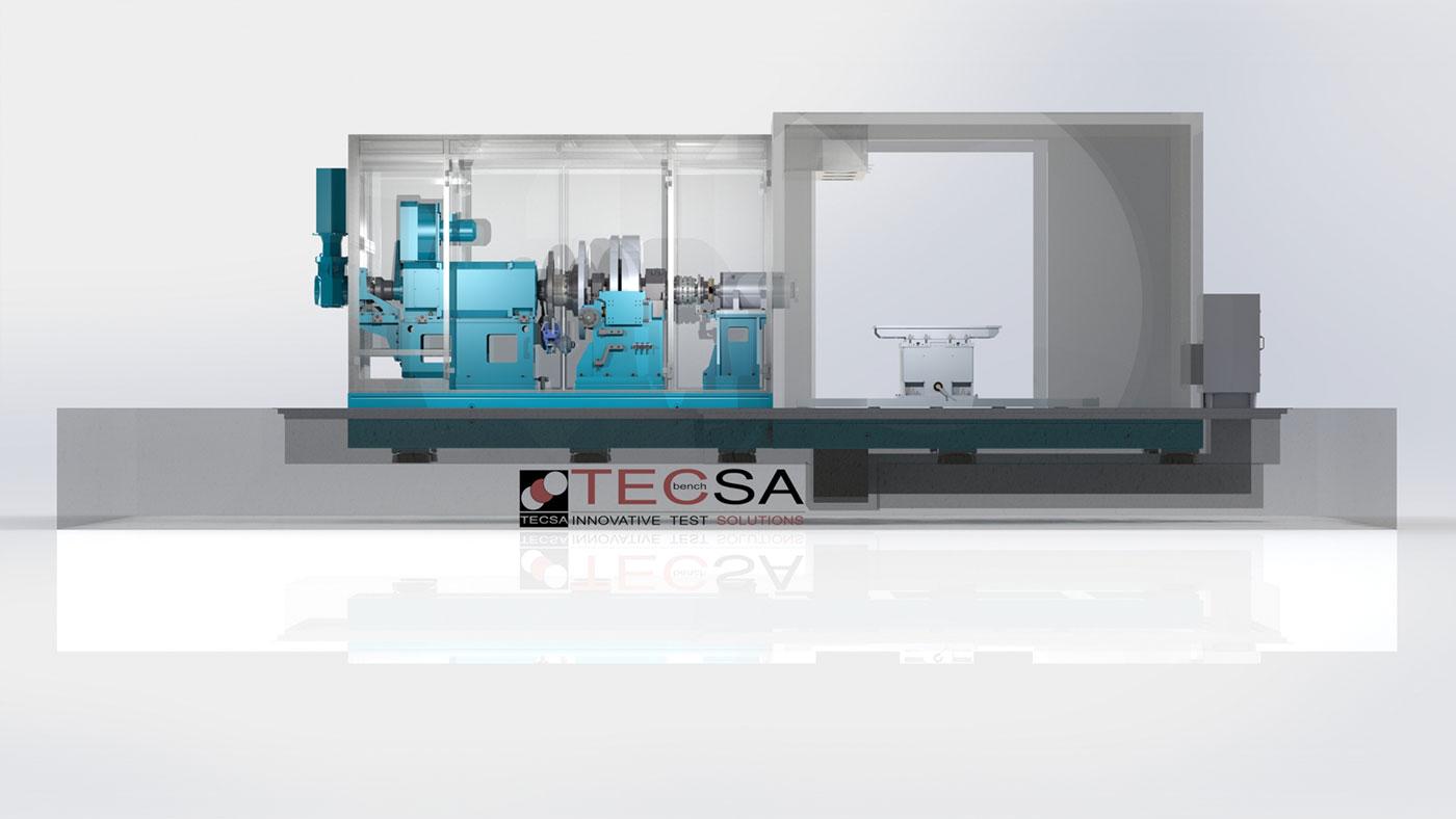 Dinamometro TC 225 - TecSA