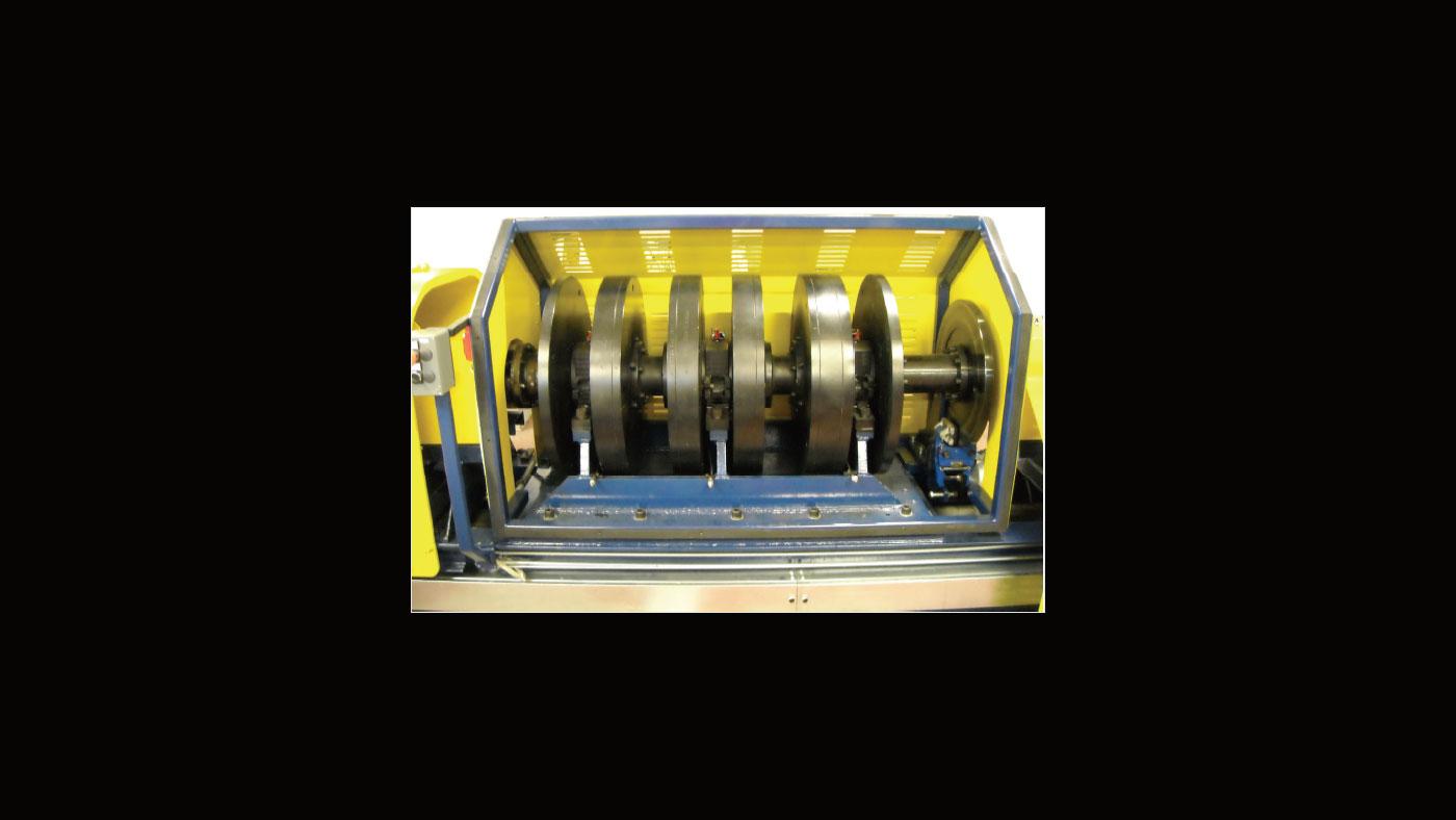 CLUTCH TecSA - test frizioni auto e veicoli commerciali