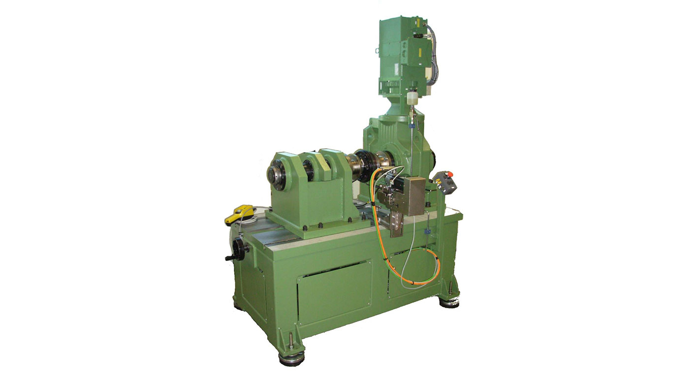 Special Machines TecSA: Alternate Torque machine